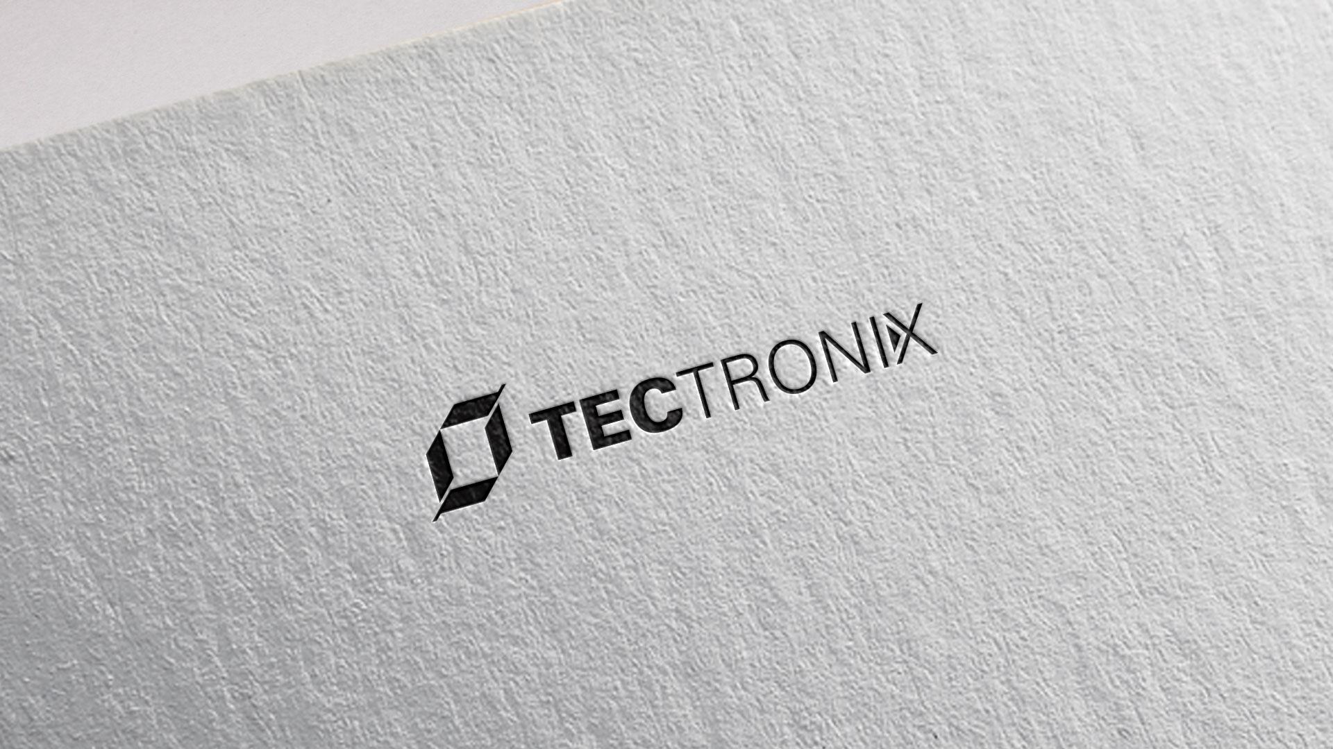 Identidad-corporativa-tectronix-logo-impreso